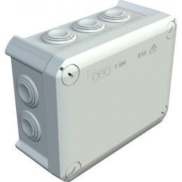 Расп. коробка T100, влагозащищенная, IP 66, 150x116x67 мм