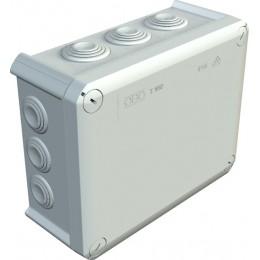 Расп. коробка T160, влагозащищенная, IP 66, 190x150x77 мм
