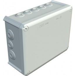 Расп. коробка T250, влагозащищенная, IP 66, 240x190x95 мм