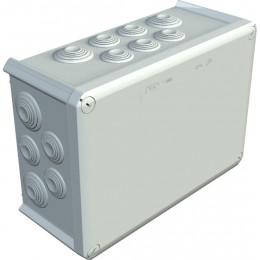 Расп. коробка T350, влагозащищенная, IP 66, 285x201x120 мм