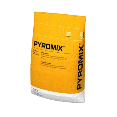 Огнестойкий сухой раствор PYROMIX® , в пакете